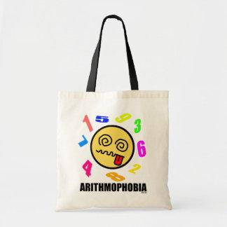 Tote Bag Arithmophobia