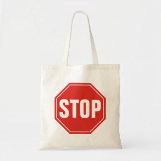 Tote Bag ARRÊTEZ le signe