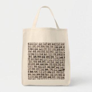 Tote Bag Arrière-plan de matière