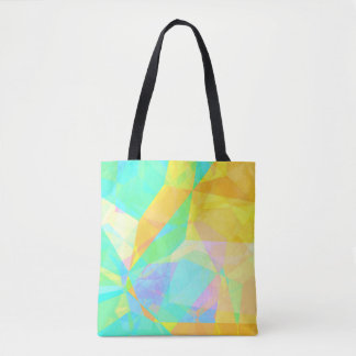 Tote Bag Art artistique d'arrière - plan d'abrégé sur