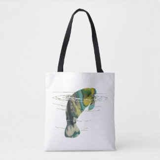 Tote Bag Art de lamantin