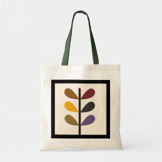 Tote Bag Art de natures de plante