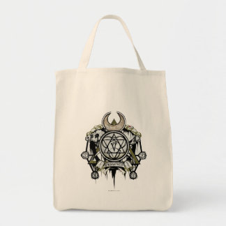 Tote Bag Art de tatouage de symboles d'enchanteresse du