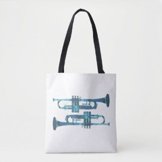 Tote Bag Art de trompette