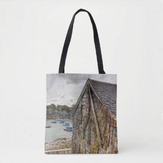 Tote Bag Assez peu de cabane de plage