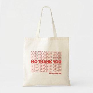 Tote Bag Aucun Merci Fourre-tout
