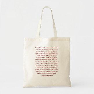 Tote Bag Audace considérablement de Fourre-tout