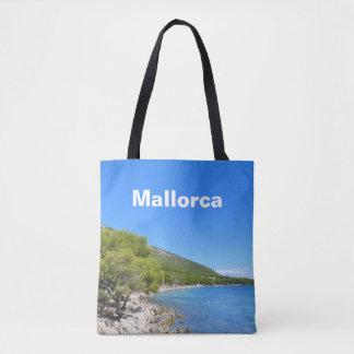 Tote Bag Baie de Majorque de souvenir de Formentor