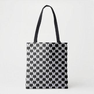 Tote Bag BALF Checkered