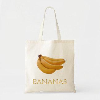 Tote Bag Bananes