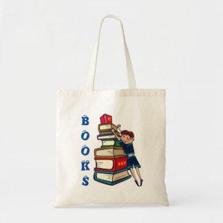 Tote Bag Bande dessinée et livres