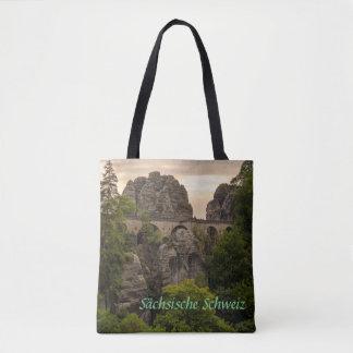 Tote Bag Bastei Brücke