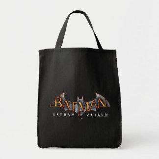 Tote Bag Batman : Logo de l'asile | d'Arkham