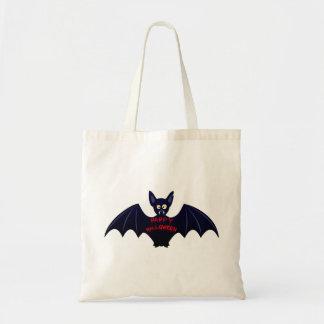 Tote Bag Batte de vampire effrayante de Halloween