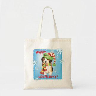 Tote Bag Beagle heureux de Howliday