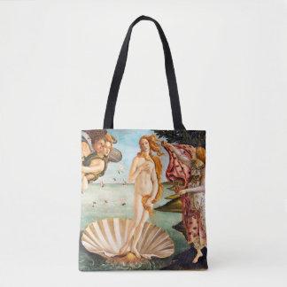 Tote Bag Beau Botticelli Vénus reconstitué et Recolored