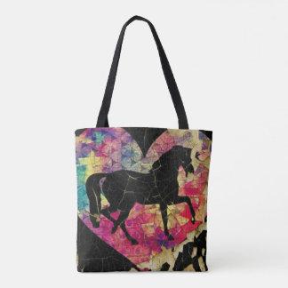 Tote Bag Beau cheval