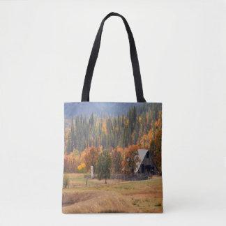 Tote Bag Beauté de chute dans Hayfork, la Californie…