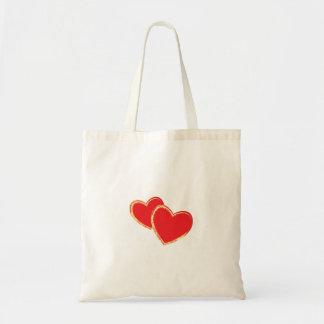 Tote Bag Beaux coeurs