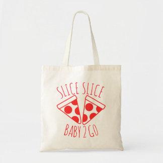 Tote Bag Bébé de tranche de tranche
