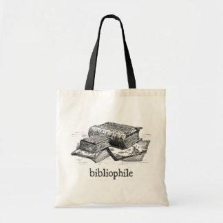 Tote Bag Bibliophile