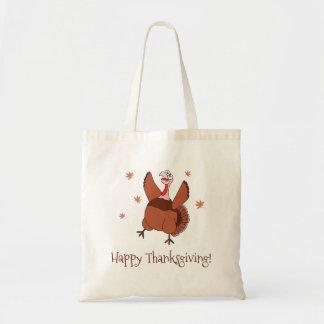 Tote Bag Bon thanksgiving Turquie drôle