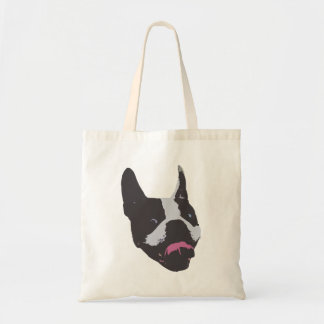 Tote Bag Boston Terrier Fourre-tout