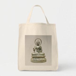 Tote Bag Bouddha transcendant assis