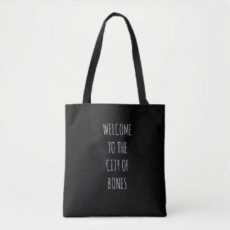 Tote Bag Bourse de toile Chasseurs d'ombres