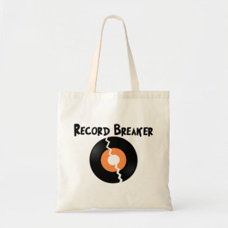Tote Bag Briseur record