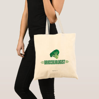 Tote Bag Brocoli drôle