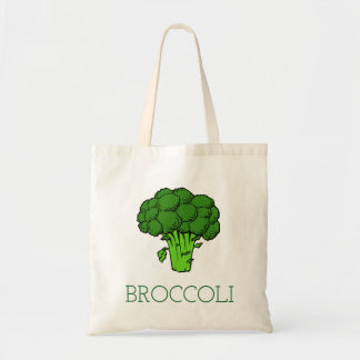 Tote Bag Brocolli