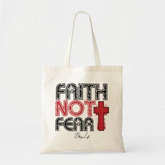 Tote Bag Budget Fourre-tout de la vie de Bling de crainte