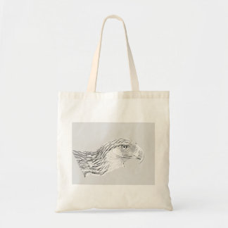 Tote Bag Budget Fourre-tout grand Eagle philippin