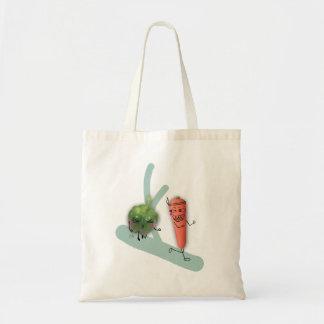 Tote Bag Budget végétal Fourre-tout de caractère