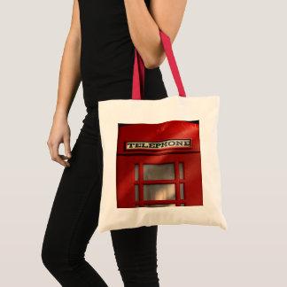 Tote Bag Cabine téléphonique rouge britannique Londres