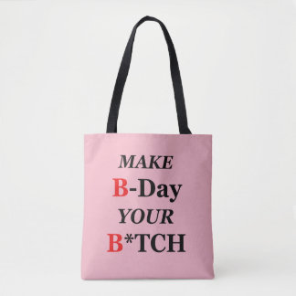 Tote Bag Cadeau d'anniversaire drôle et hilare