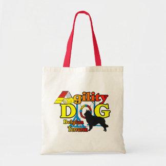 Tote Bag Cadeaux de chemises d'agilité de Tervuren de Belge