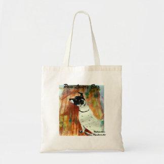 Tote Bag Cadeaux de PawLoversArt de MClairArt