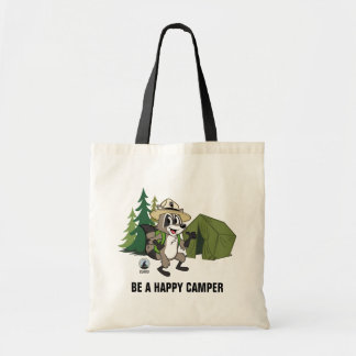 Tote Bag Campout américain de Rick | de garde forestière