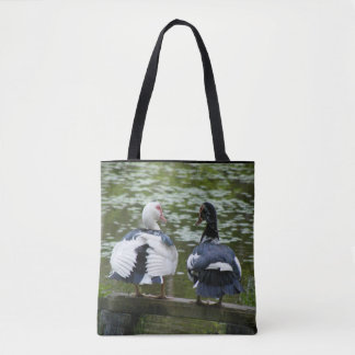 Tote Bag Canards de Muscovy