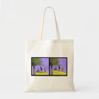 Tote Bag Capitaux propres contre l'égalité