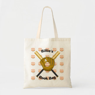 Tote Bag Cartable de base-ball