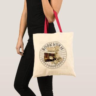 Tote Bag Cartable de rat de bibliothèque