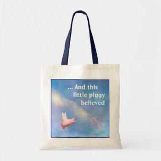 Tote Bag Ce petit porcin
