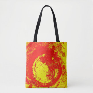 Tote Bag cercle chaud