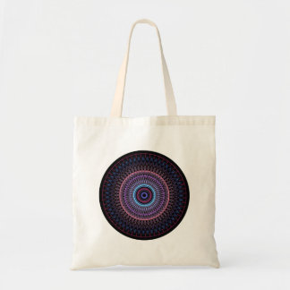 Tote Bag Cercle de kaléidoscope