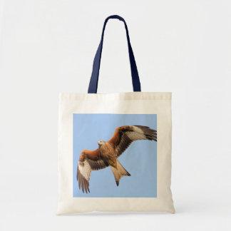 Tote Bag Cerfs-volants rouges sauvages