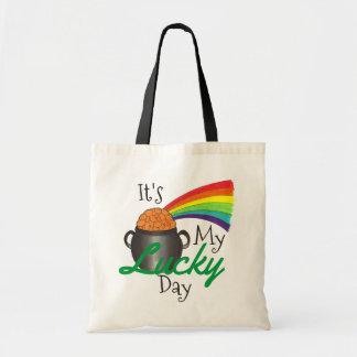 Tote Bag C'est l'arc-en-ciel Fourre-tout de mon St Patrick