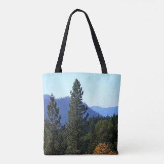 Tote Bag Changement de couleurs….